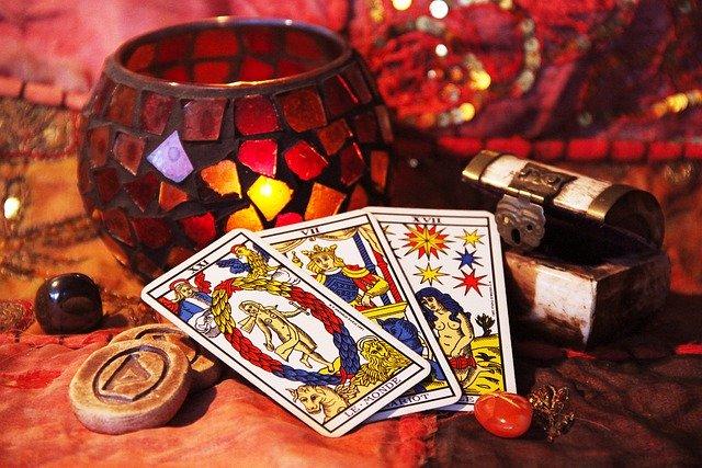 Voorspellen met tarotkaarten
