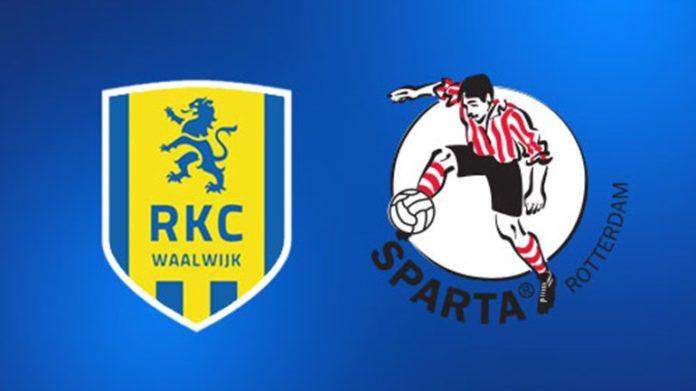 oefenpot RKC Sparta