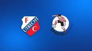FC Utrecht - Sparta affiche
