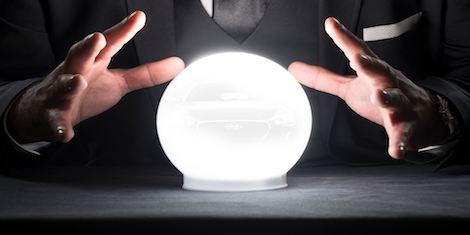 glazen bol voorspellen