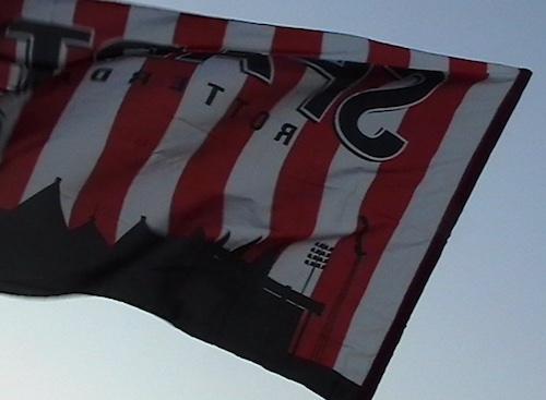 sparta vlag