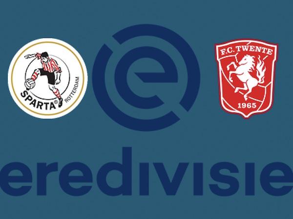 affiche Sparta - FC Twente
