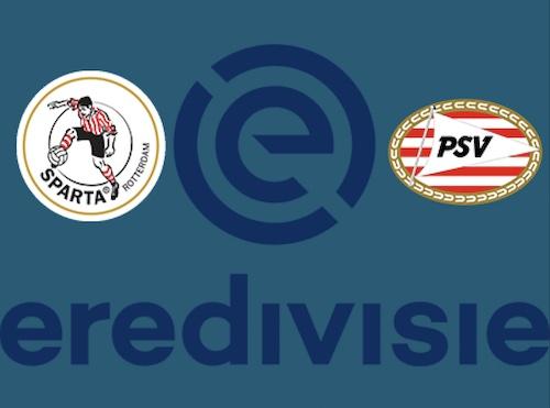 Sparta - PSV affiche