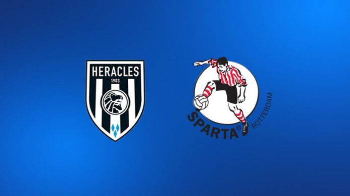 Heracles - Sparta