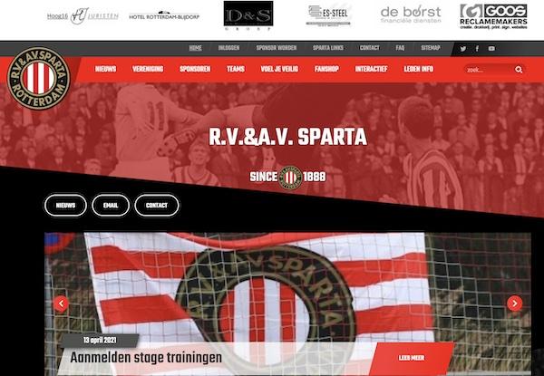 Nieuwe website RV & AV