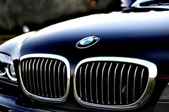 BMW grill