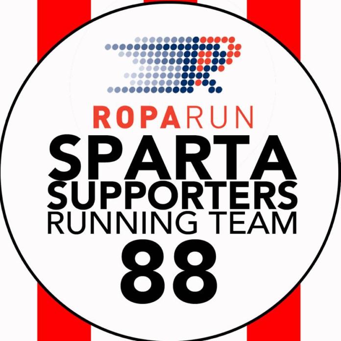 logo Sparta Supporters Running Team 88